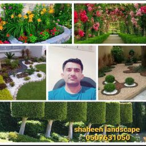 Who is Shaheen Landscape?