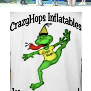 Who is CrazyHops Inflatables?